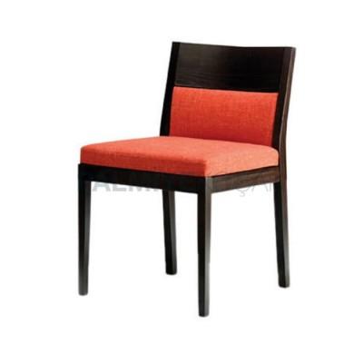 Ahşap Kumaşlı Sandalye