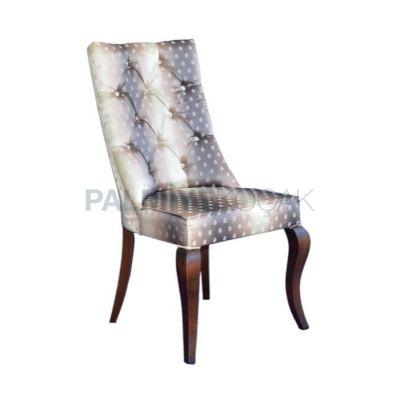 Cafe Modern Ahşap Sandalyesi