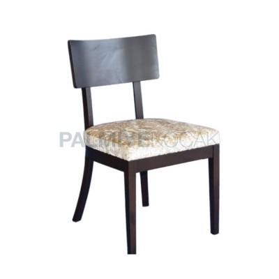 Cafe Modern Kontralı Boyalı Venge Sandalyesi
