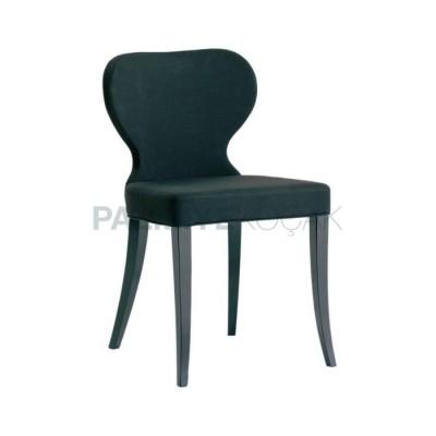 Stil Modern Siyah Sandalye