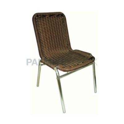 Alüminyum Örgülü Sandalye