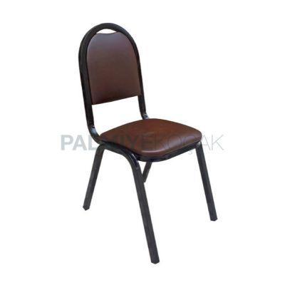 Hilton Siyah Sandalye
