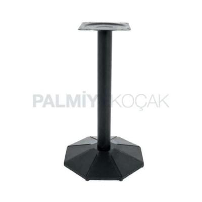 Masa Metal Tabanlı Yuvarlak Döküm Demir Ayağı