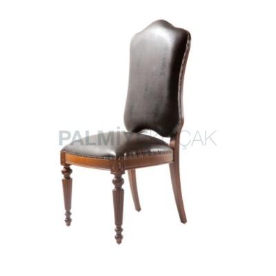 Restoran Klasik Tornalı Sandalyesi