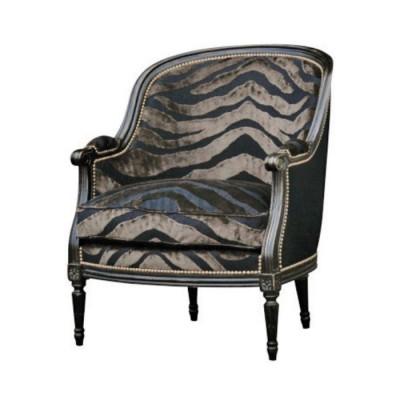 Desenli Zebra Berjer