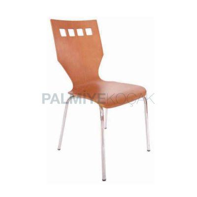 Metal Monoblok Kotralı Sandalye