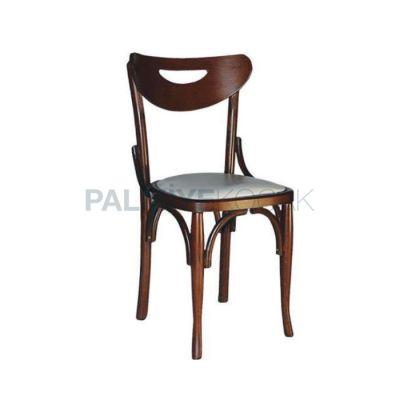 Otel Tonet Ahşap Sandalyesi