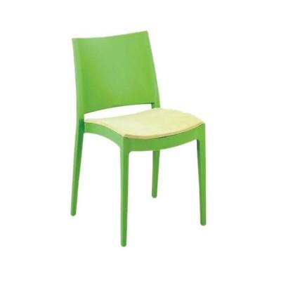 Bahçesi Cafe Yeşil Fıstık Sandalyesi