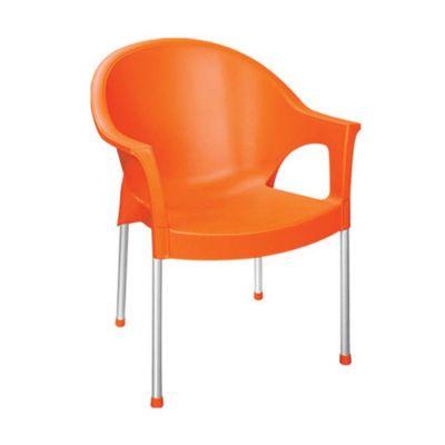 Bahçesi Restoran Plastik Kollu Sandalyesi